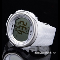 Pulse Watch with Conductive Pad